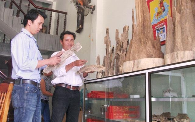 Tiên Phước - xứ sở trầm hương ở Quảng Nam